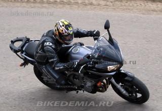 Yamaha FZ6 Fazer: теперь более спортивный