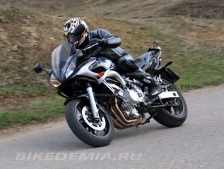 """Yamaha FZ6 Fazer: со средних оборотов """"выстрел"""" вялый"""
