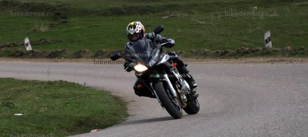 """Yamaha FZ6 Fazer: больше """"спорт"""" и меньше """"турист"""""""