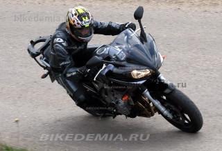 Yamaha FZ6 Fazer: активная езда поощряется