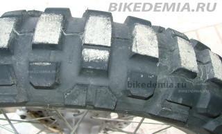 Michelin T-63: рисунок задней покрышки