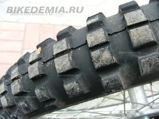 Michelin T-63: рисунок передней покрышки