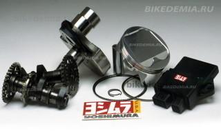Suzuki DRZ-400S: поршневая группа Yoshimura