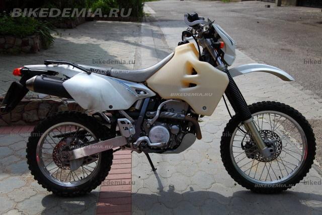 Тюнинг Suzuki DRZ-400S