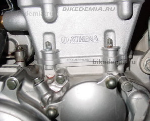 Szuzki DRZ-400S с цилиндром Athena