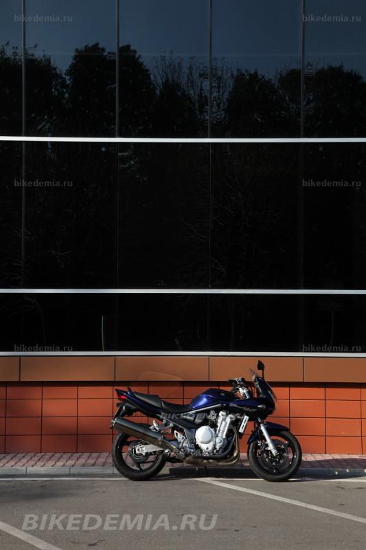 """Тест Suzuki Bandit 1250S: """"цивилизованный"""""""