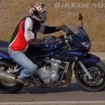 Тест Suzuki Bandit 1250S: работа подвески не внушает доверия