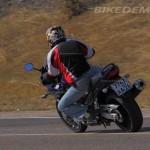 Тест Suzuki Bandit 1250S: внешность массивная