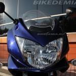 Тест Suzuki Bandit 1250S: фара