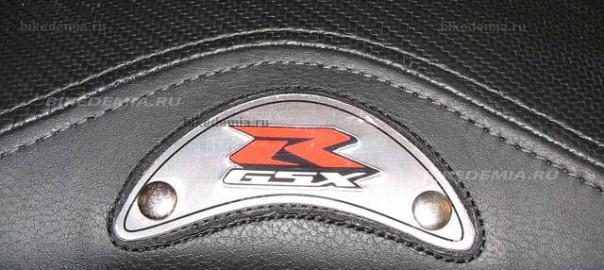 Тюнинг Suzuki GSX-R1000: гелевое седло