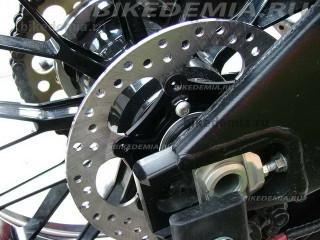 Тюнинг Suzuki GSX-R1000: задний тормозной диск PVM