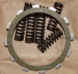 Тюнинг Suzuki GSX-R1000: набор для тюнинга сцепления Barnett