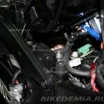 Тюнинг Suzuki GSX-R1000: электродвигатель клапана EXCVA