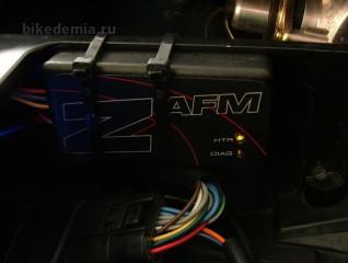 Блок BAZZAZ Z-AFM прогревает лямбда-сенсор перед работой