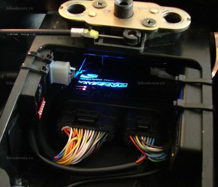 BAZZAZ на Suzuki GSX-R1000