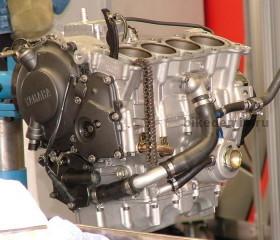 Двигатель Yamaha YZF R6