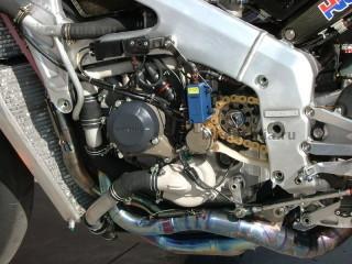 Двигатель мотоцикла Honda RС211V