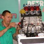 Анатомия мотоцикла: двигатель