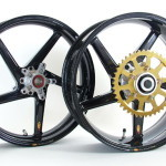 Карбоновые колеса BST