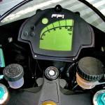 WSBK: Приборная панель мотоцикла Foggy Petronas