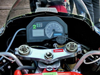 Приборная панель мотоцикла GP-125 DERBI