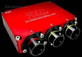 Гоночный блок управления двигателем 2D