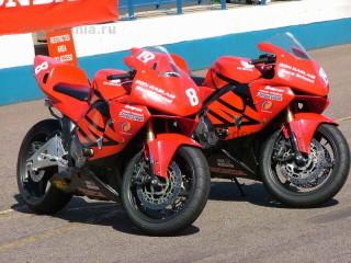 Honda CBR600RR: учебные спортбайки уровня Premier