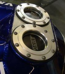 Заправочный узел мотоциклов чемпионата Endurance