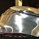 Алюминиевый бензобак Ducati 1098