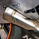 MotoGP: Выхлопная система Acrapovic