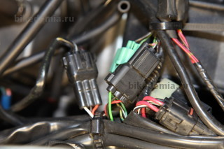 Разъемы проводки Speedohealer