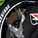 Передний тормоз Kawasaki ZX-RR