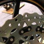 Анатомия мотоцикла: тормозная система.