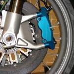 Передний керамический тормозной диск