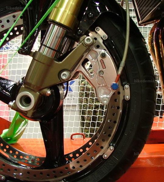 Тормозные диски, колодки для мотоцикла, мото в Киеве