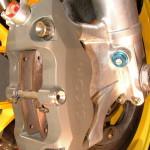 Тормозные скобы Sicom для керамических тормозных дисков