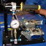 Стенд для тестирования тормозов