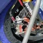 Передний тормоз мотоцикла Yamaha M1