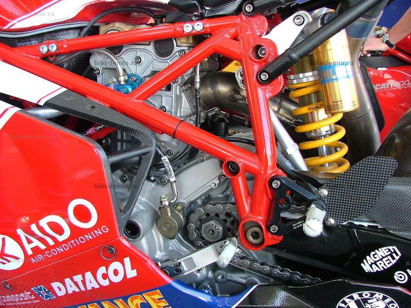 Рама мотоцикла Ducati 999