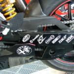 Усиленный маятник мотоцикла Ducati 999