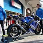Мотоцикл Валентино Росси ждет пилота