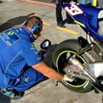 MotoGP: Контроль давления в шинах