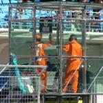 MotoGP: Кабина маршалов на выезде из пит-лейна