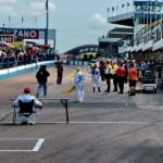 MotoGP: Пит-лейн Донингтон-парка