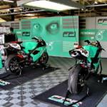 WSB: Бокс команды Foggy Petronas Racing