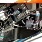 MotoGP: бортовая камера заднего обзора