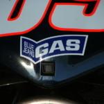 MotoGP: фронтальная камера мотоцикла