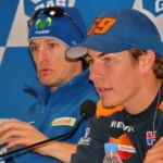 MotoGP: Сете Жибернау не скрывает своего страха перед камерой