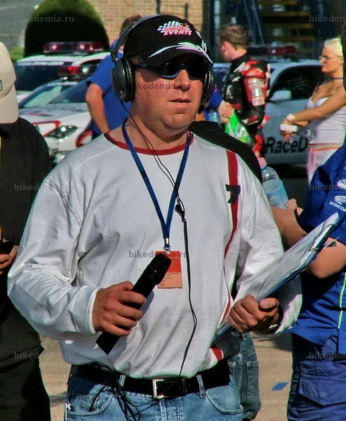 MotoGP: радиокомментатор