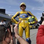 MotoGP: Валентино Росси позирует на камеры